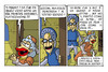 Cartoon: Il principe azzurro (small) by ignant tagged fiabe,cartoon,comic,strip,humor