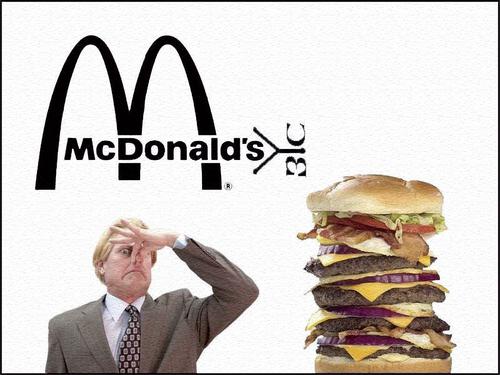 Fast Food Cartoons Cartoon Mcdonalds Fast Food