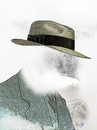 Cartoon: Portrait of a leader with a hat (small) by Zoran Spasojevic tagged zoran,emailart,spasojevic,digital,paske,kragujevac,man,graphics,serbia,portrait,leader,hat