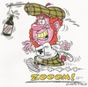 Cartoon: Jock (small) by fieldtoonz tagged scottish,running,olympics,whisky