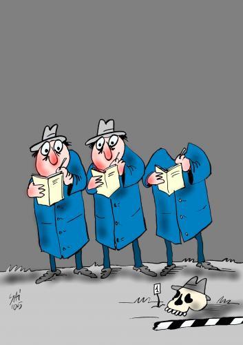 Forensics By Sai Education Tech Cartoon Toonpool