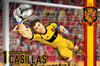 Cartoon: Iker Casillas Euro 2012 (small) by Neokoi tagged iker,casillas,euro,eurocopa,spain,real,madrid,capitan,futbol,football
