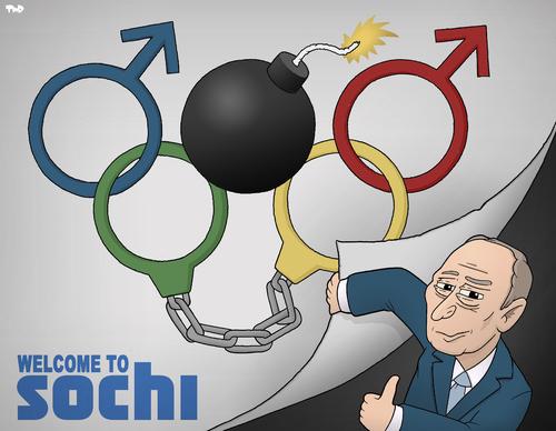 politics in the olympics essay