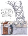 Cartoon: Eiffelturm (small) by woessner tagged eiffelturm,paris,sehenswürdigkeit,touristenattraktion,weltausstellung,sparsamkeit,schwaben,schotten,geiz