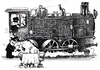 Cartoon: locomotive (small) by JARO tagged locomotive,tea