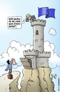 Cartoon: welcome to europe (small) by Rovey tagged europa,visum,bundesrepublik,deutschland,einreise,bestimmungen,schengen,eu,ausländer,touristen,reisen,politik