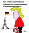 Cartoon: trump (small) by MSB tagged trump
