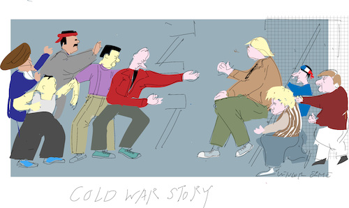 Cold War Story