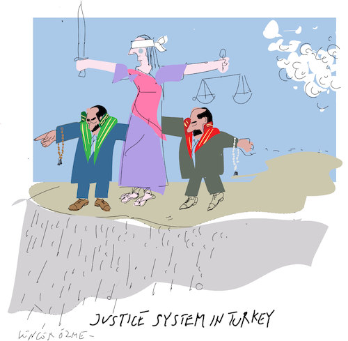 Justice in Turkey