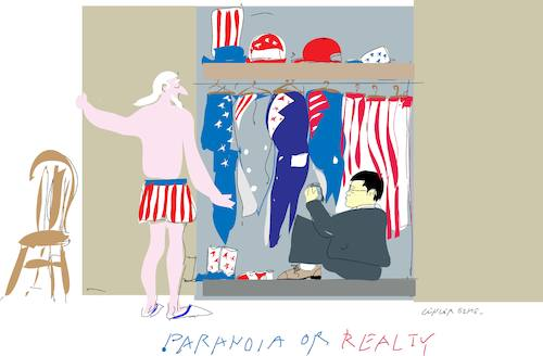 Paranoia or Realty