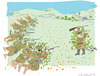 Cartoon: Camouflage (small) by gungor tagged soldier