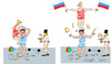 Cartoon: Changing guard (small) by gungor tagged russia