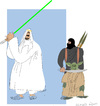 Cartoon: Coalition (small) by gungor tagged saudi