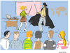 Cartoon: Darth Vader (small) by gungor tagged sweden