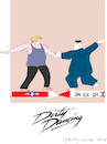 Cartoon: Dirty Dancing (small) by gungor tagged north,korea
