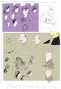 Cartoon: Faces 16 (small) by gungor tagged human