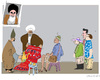 Cartoon: Isolation over (small) by gungor tagged iran
