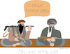 Cartoon: Mission Accomplished (small) by gungor tagged the,war,in,afganistan