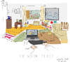 Cartoon: My Cave (small) by gungor tagged studio