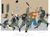 Cartoon: Proud Boys from Jerusalem (small) by gungor tagged violence,in,jerusalem