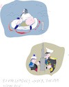 Cartoon: Submarine (small) by gungor tagged human