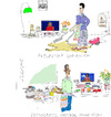 Cartoon: US Election2012-2 (small) by gungor tagged usa