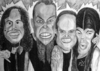 Cartoon: ..and metallica for all (small) by Tomek tagged metallica