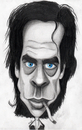 Cartoon: Nick Cave (small) by Tomek tagged nick,cave,caricature