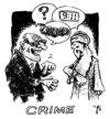 Cartoon: casio crime (small) by JP tagged terrorism,terror,al,quaida,guantanamo,casio,watch,wristwatch
