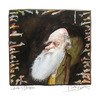 Cartoon: Charles Darwin (small) by Peter Bauer tagged charles,darwin,evolution,peter,bauer