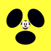 Cartoon: Atomickey (small) by Summa summa tagged atom mickey mouse nuclear energy
