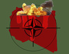 Cartoon: On target (small) by Summa summa tagged target,libya,nato