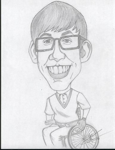 kevin mchale artie. Cartoon: Kevin McHale Artie