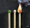 Cartoon: Quiet before storm. (small) by pv64 tagged pv,fire,matches,italy,150,anni
