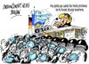 Cartoon: Angela Merkel-hambre (small) by Dragan tagged angela,merkel,grecia,politics,cartoon