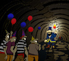 Cartoon: Ahab Surprise party... (small) by berk-olgun tagged ahab,surprise,party