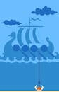 Cartoon: Anchor... (small) by berk-olgun tagged anchor