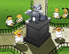 Cartoon: Children  World ... (small) by berk-olgun tagged childrens,world