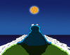 Cartoon: Cookie Monster... (small) by berk-olgun tagged cookie,monster