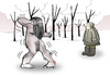Cartoon: Disappointment.. (small) by berk-olgun tagged yeti