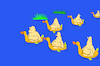 Cartoon: Duck Habitat... (small) by berk-olgun tagged duck,habitat
