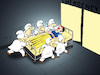 Cartoon: Emergency 1... (small) by berk-olgun tagged emergency