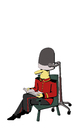 Cartoon: English Soldier... (small) by berk-olgun tagged english,soldier
