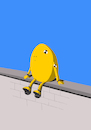 Cartoon: Humpty Dumpty... (small) by berk-olgun tagged humpty,dumpty