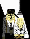 Cartoon: Interrogation... (small) by berk-olgun tagged interrogation