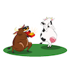 Cartoon: Marriage Proposal... (small) by berk-olgun tagged marriage,proposal