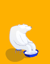 Cartoon: Polar Bear... (small) by berk-olgun tagged polar,bear