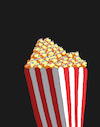 Cartoon: Popcorn... (small) by berk-olgun tagged popcorn