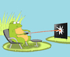 Cartoon: Remote Control... (small) by berk-olgun tagged remote,control