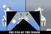 Cartoon: The End of the World... (small) by berk-olgun tagged the,end,of,world